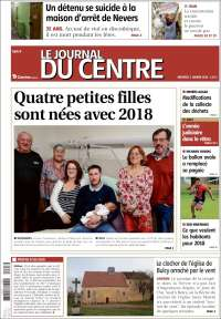 Le Journal du Centre