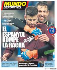 Portada de El Mundo Deportivo (Spain)