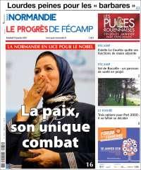 Portada de Progres de Fecamp (France)