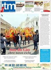 Jornal Tribuna de Macau