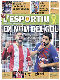 Portada de L'Esportiu : Girona (Spain)