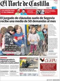 Norte de Castilla - Segovia