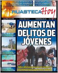 Portada de Huasteca Hoy (Mexico)