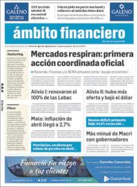 Diario Ambito Financiero