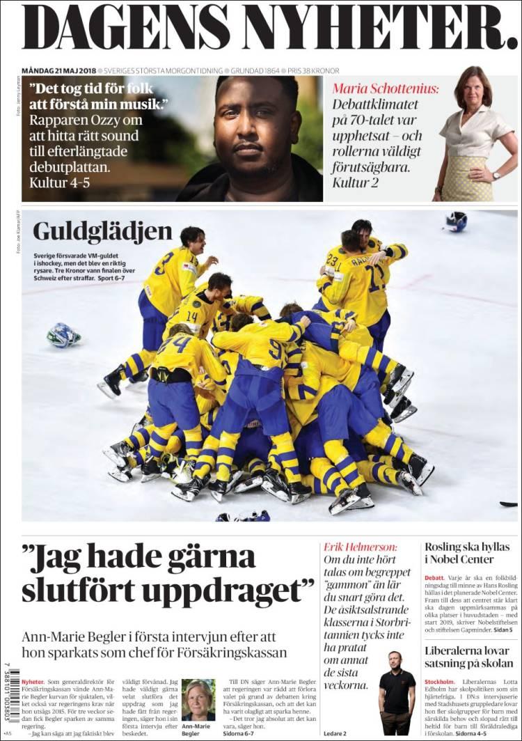 Dn satsar pa fler nyheter om stockholm 2