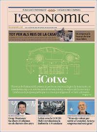 Portada de L'Econòmic (España)