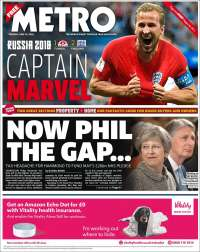british online newspapers