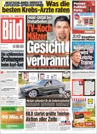 Portada de Bild (Alemania)
