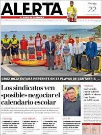 Alerta - El Diario de Cantabria