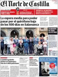 Norte de Castilla - Salamanca