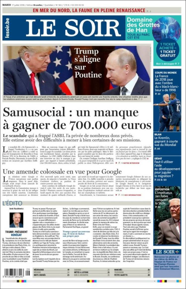 Euro Press Review - POLITICO - Page 9