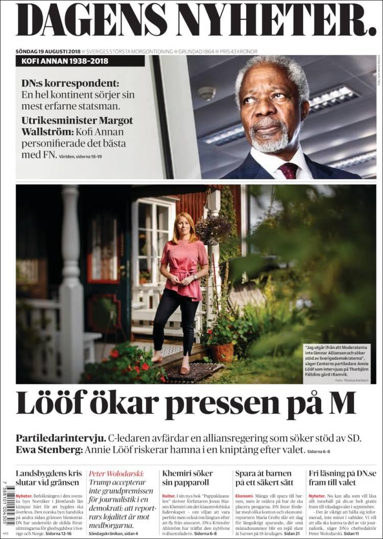 Varlden mots i norge