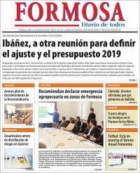 Portada de Formosa (Argentina)