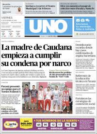 Diario Uno de Entre Ríos