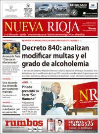 Portada de Nueva Rioja (Argentina)