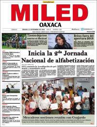 Miled - Oaxaca