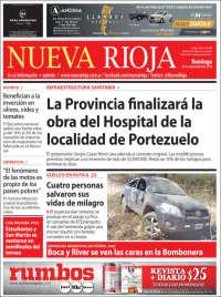 Portada de Nueva Rioja (Argentine)