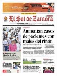 El Sol de Zamora