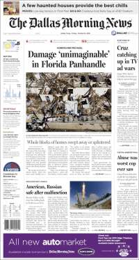 newspaper dallas morning news usa newspapers in usa today s