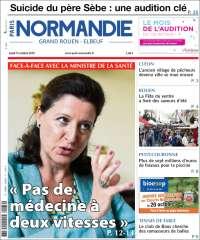 Portada de Paris Normandie (France)