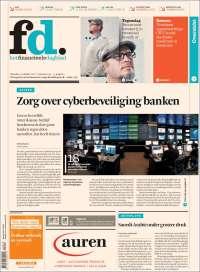 Portada de Het Financieele Dagblad (Netherlands)