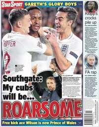Portada de Star Sport (Royaume-Uni)
