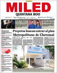 Portada de Miled - Quintana Roo (México)