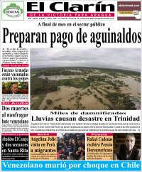 El Clarín de la Victoria para Aragua